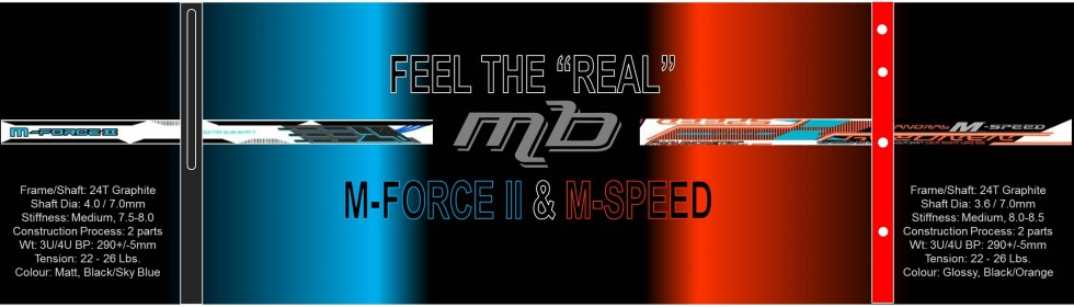 M-Foree & M-Speed