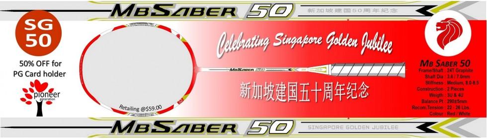 MB SABER 50